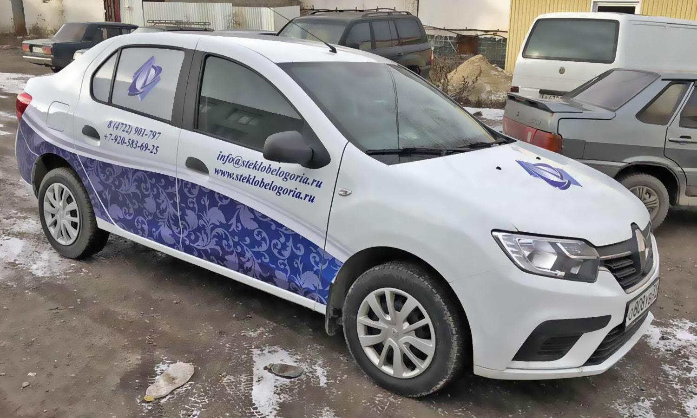 Брендирование Стеклодизайн